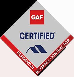 GAF Certified Roofing Contractors