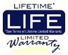LIFETIME* LIMITED WARRANTY
